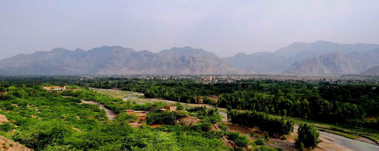 Kohat valley by Fidakhan 1