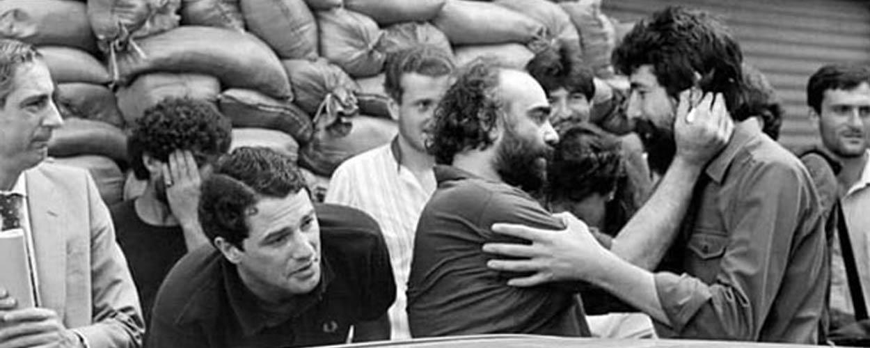 Beirut, TWA, 1985