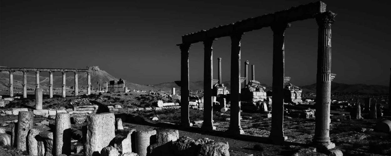 Palmyra by Don McCullin